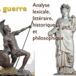 Analyse lexicale, historique