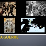 La guerre contextualisation