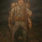 Théophile-Alexandre_Steinlen-Poilu-1917