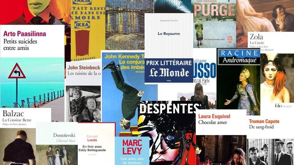 choix livres