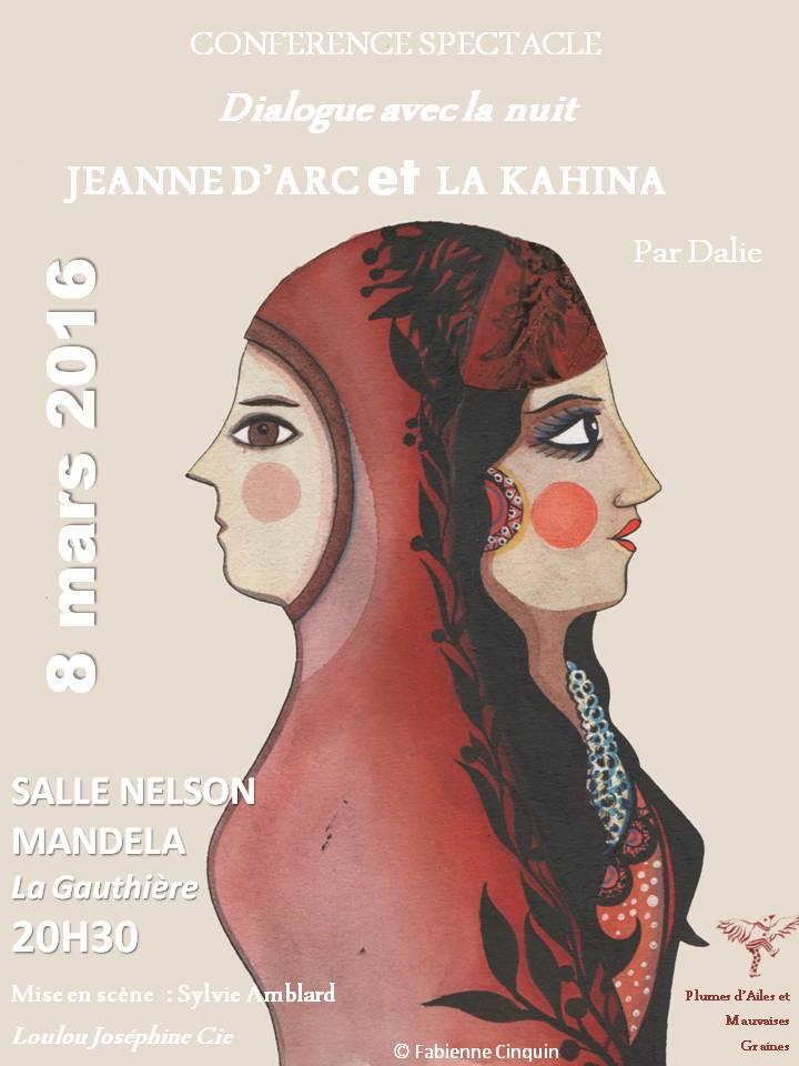 affiche kahina